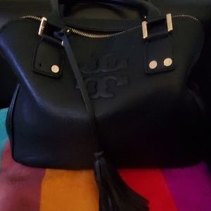 Authentic Tory Burch soft leather Shoulder bag